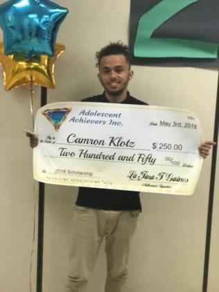 Award Cameron